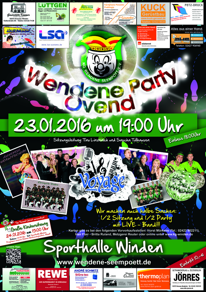 KGWS_wendene_party_ovend_plakat_2016_A4_rz